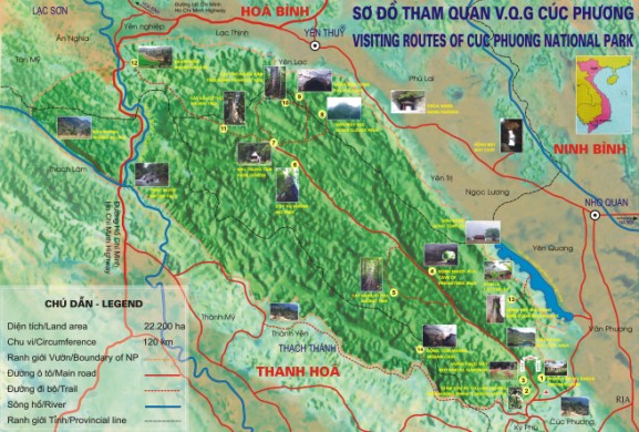 cuc-phuong-national-park-map