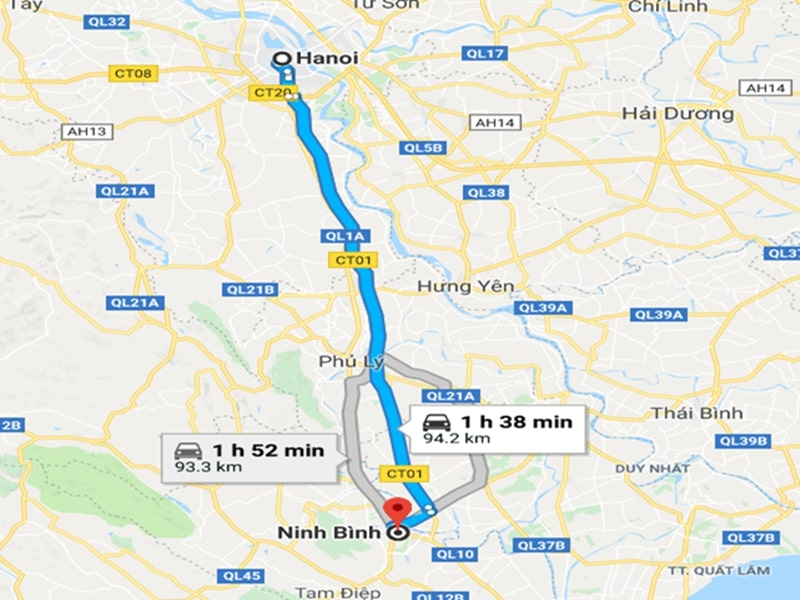 distance-from-ha-noi-to-ninh-binh