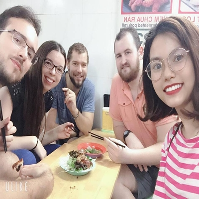 Private-Hanoi-Street-Food-Tour with Hanoi Explore Travel
