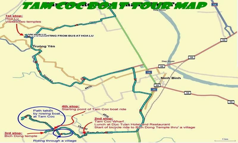 tam-coc-boat-ride-map